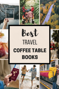Best Travel Coffee Table Books To Inspire You Right Now World On A