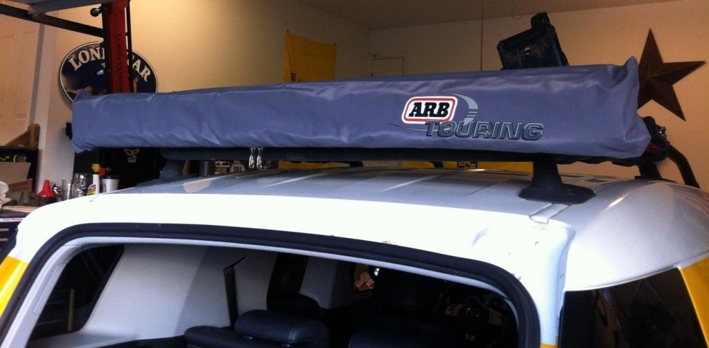 ARB ARB3110 Brown 4′ Awning | Camping queen, Yosemite ...