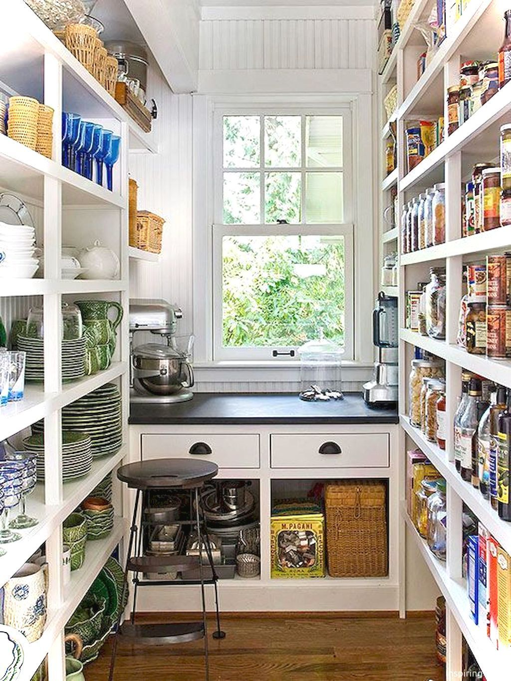 Cool 68 Cottage Kitchen Decorating Ideas Pantry Room Pantry Design Kitchen Pantry Design