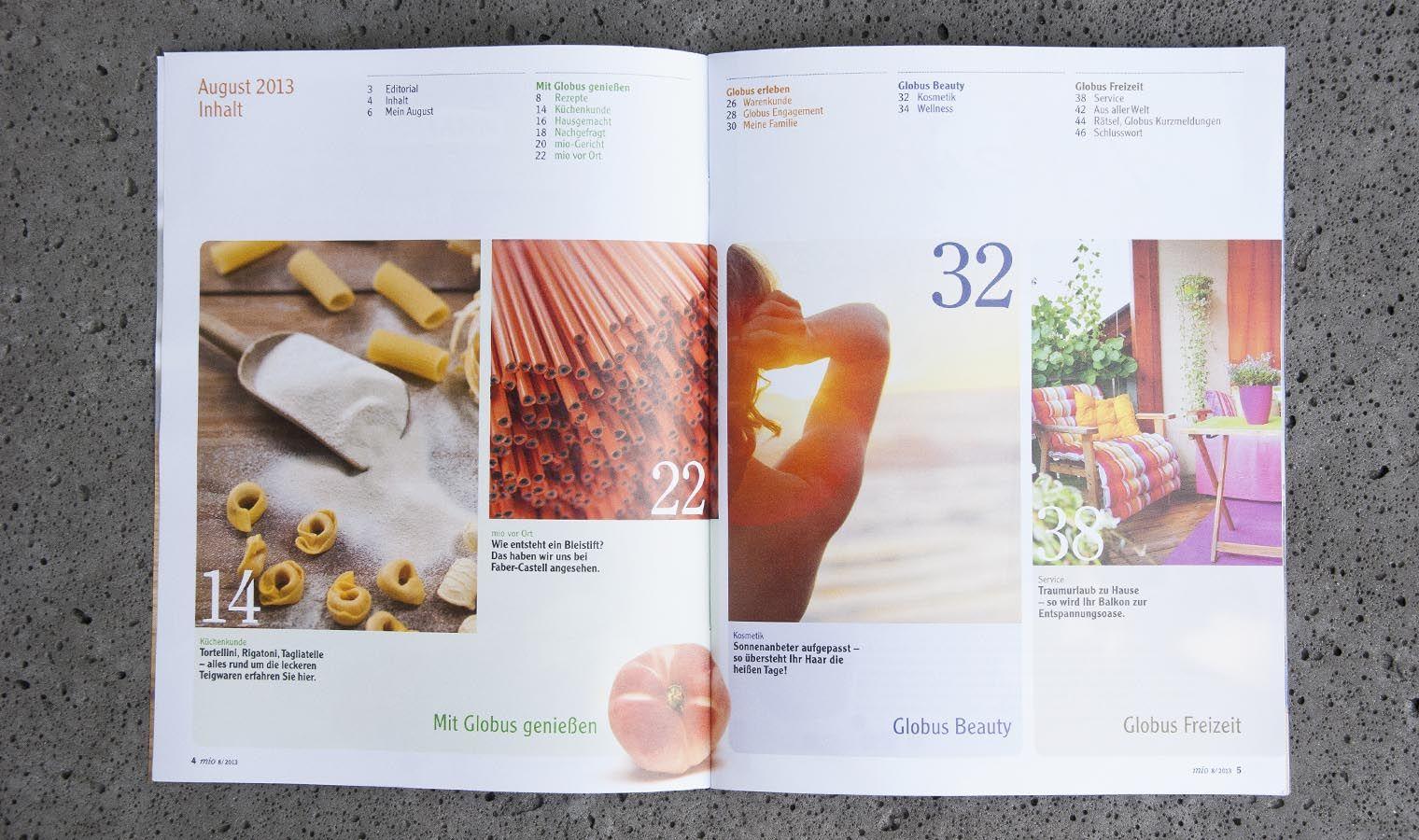 MFK CORPORATE PUBLISHING » mio Magazin