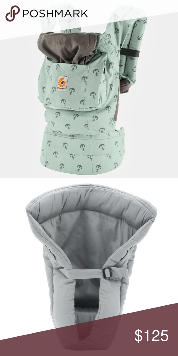 Ergobaby Original Baby Includes Infant Insert Infant Ergobaby Baby