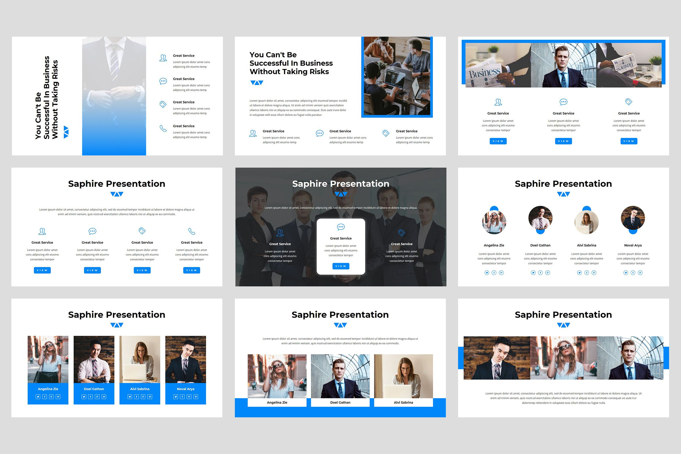 Saphire C Pitch Deck Google Slides Template Ad Sponsored Paid Deck Template In 2020 Creative Resume Template Free Google Slides Template Keynote Template