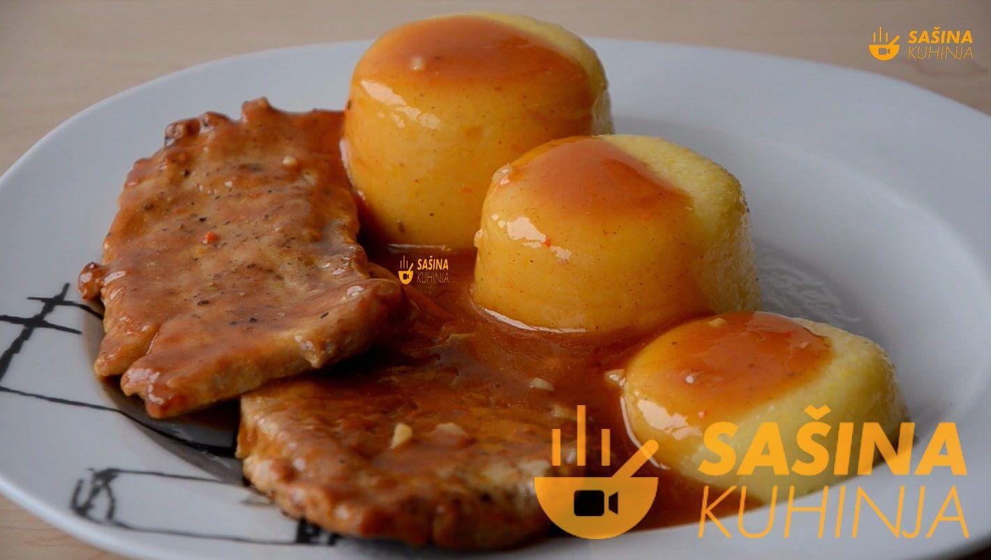 Sašina kuhinja | VIDEO - Jednostavni saft kada vam se ništa neda recept | Sašina kuhinja