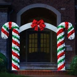 Outdoor Christmas Decorations Candy Canes Image Result For Pictures Of Christmas Outdoor Decor Candy Cane