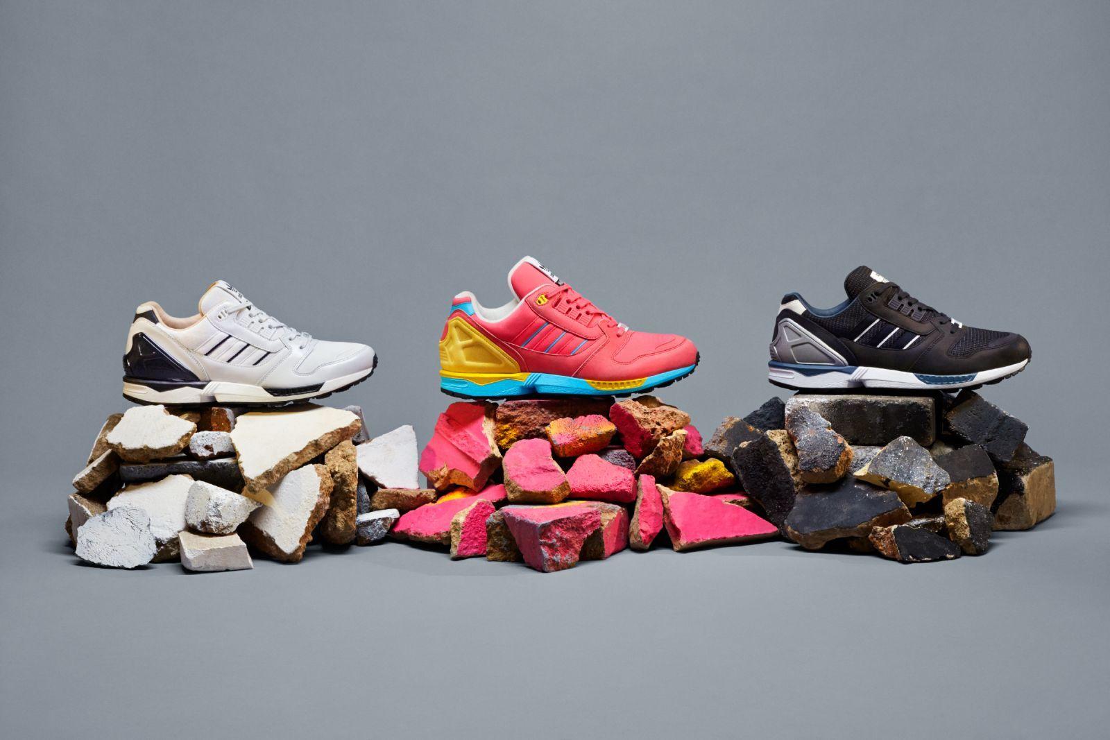 adidas zx 8000 fleur
