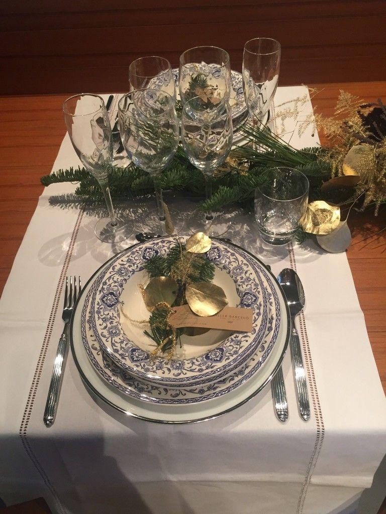 Javier Secunza nos contó los secretos para poner una mesa perfecta ...