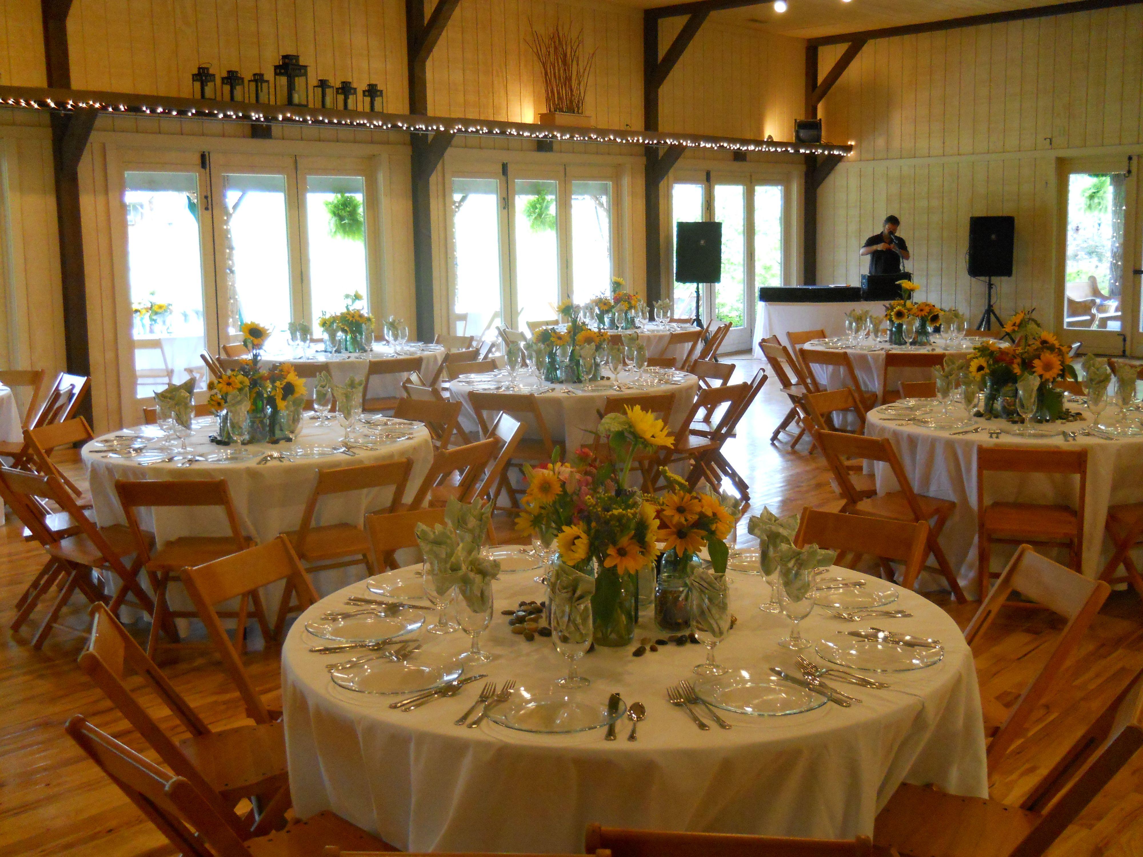 Wine Wedding Centerpieces Using Mason Jars And Bottles
