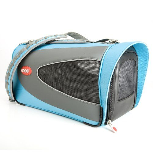 $95.00-$128.00 The Petascope Carrier is designed to meet the strict airline pet carrier regulations. This product is a smaller version of Petascope, which enabling you to take your small pet with you on the airplane in a carrier that is small enough to slide underneath your seat. Petascope is ultra light with a molded, safe exterior and a cozy, padded interior. Dual layered mesh on all sides offe ...