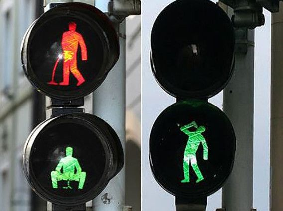 11 Of The World S Most Creative Traffic Lights Architecture Design In 2020 Traffic Light Light Architecture Design