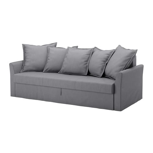 Holmsund Sleeper Sofa Ikea Cover Made Of Extra Durable Polyester