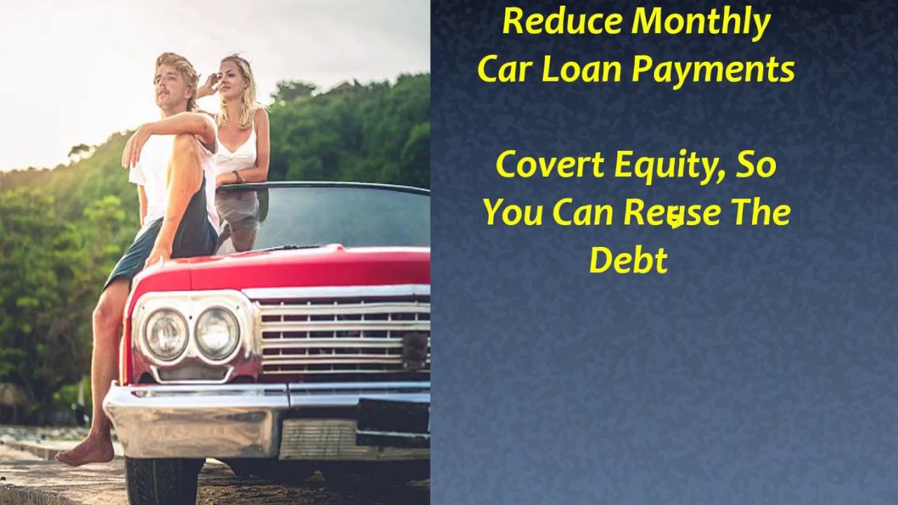 Getting car loan refinance with bad credit is now easy to
