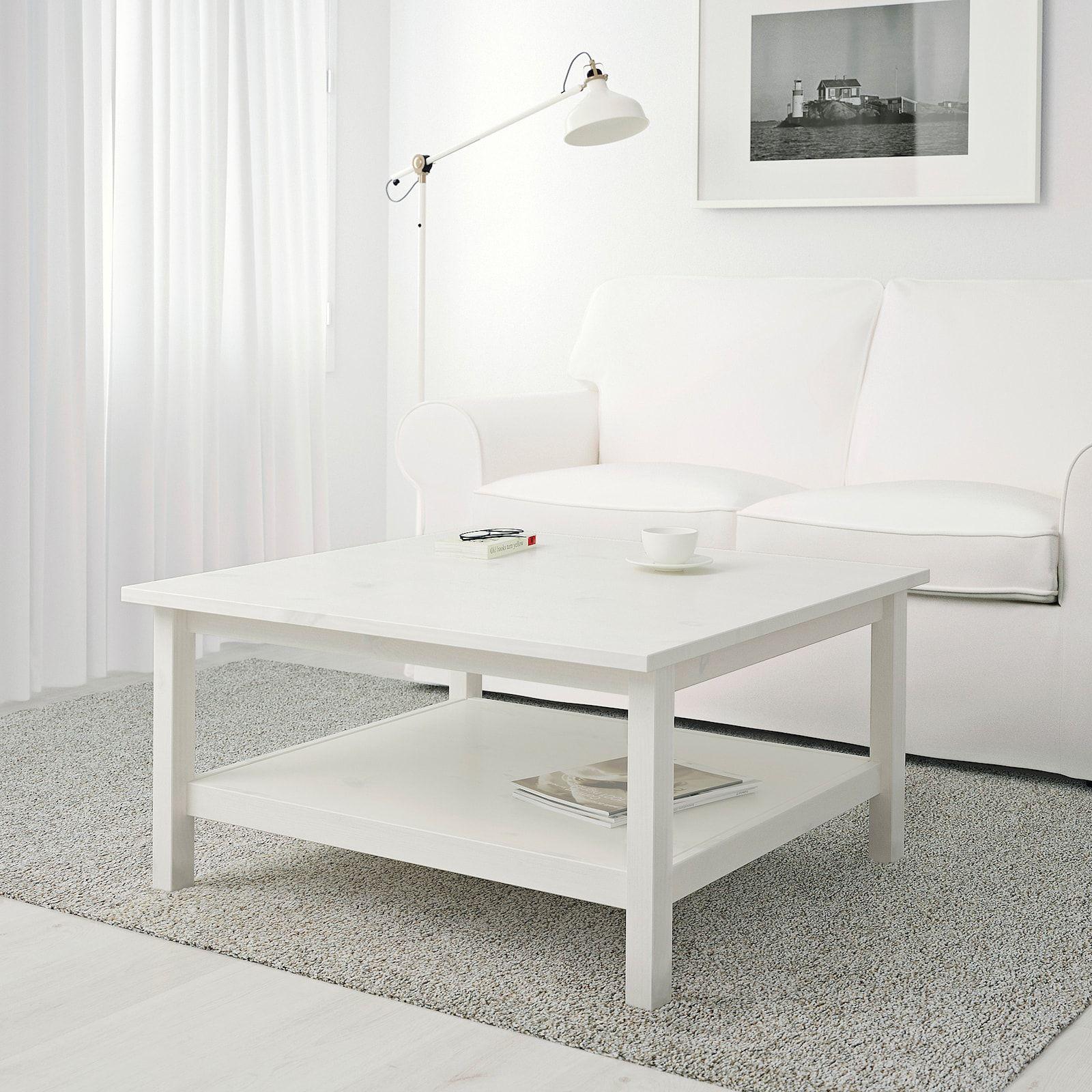 Hemnes White White Stain Coffee Table 90x90 Cm Ikea In 2021 Ikea Hemnes Coffee Table Ikea Coffee Table Coffee Table [ 1600 x 1600 Pixel ]