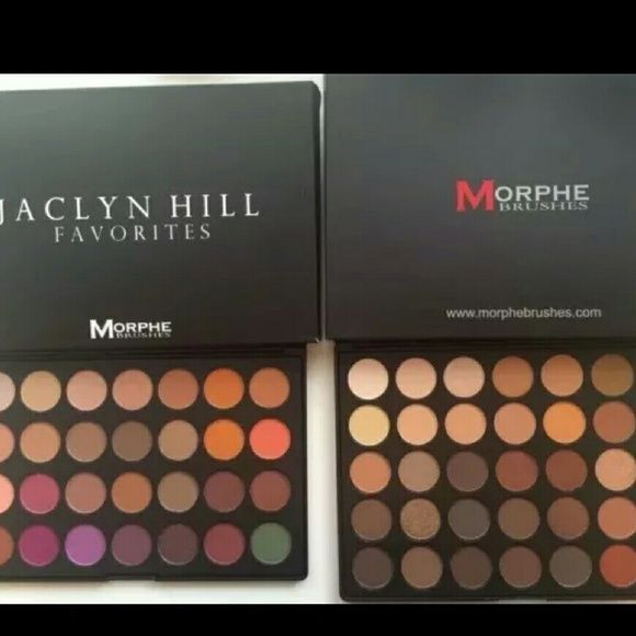 Morphie Brushes Palettes Jaclyn Hill Palette Jaclyn Hill Morphe 350 Morphies are robotic humanoid sentients that populate morphies law. pinterest
