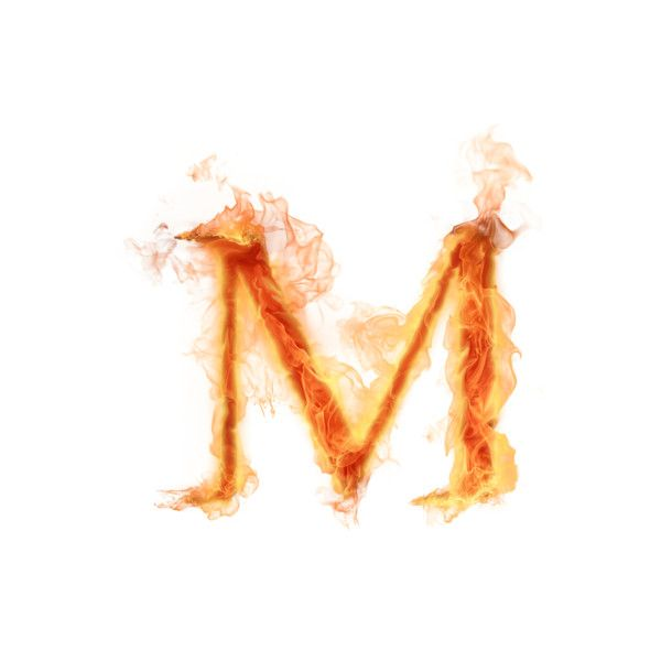 Psd Detail Burning Letter M Official Psds Liked On Polyvore Lettering Alphabet Hieroglyphics