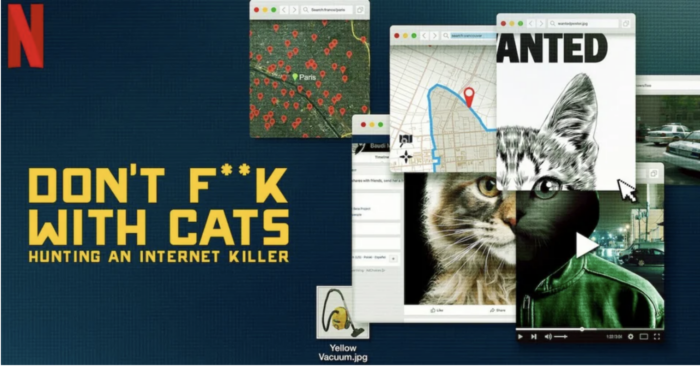 Whatever You Do, Don't Watch 'Don't F**K With Cats