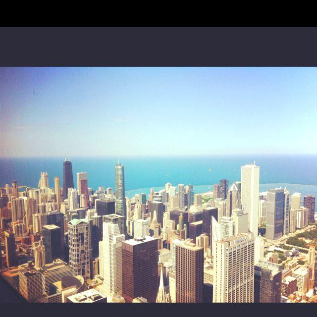 Chicago, my city of dreams!