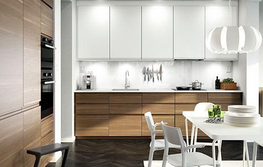VOXTORP \ KALLARP portes cuisine kitchen idea Pinterest - kchenfronten modern