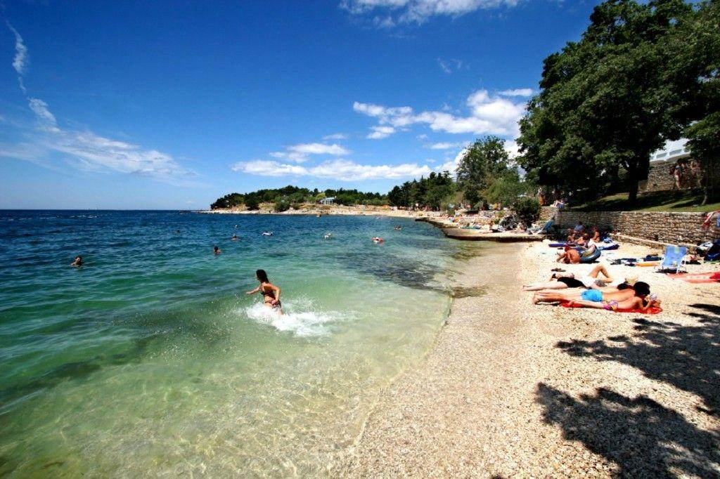 Croatian Beaches Hotel Plavi Porec is a three star hotel