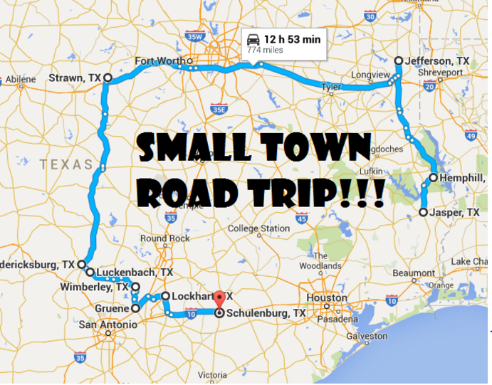 From Ghost Towns To Barbecue There S A Road Trip For