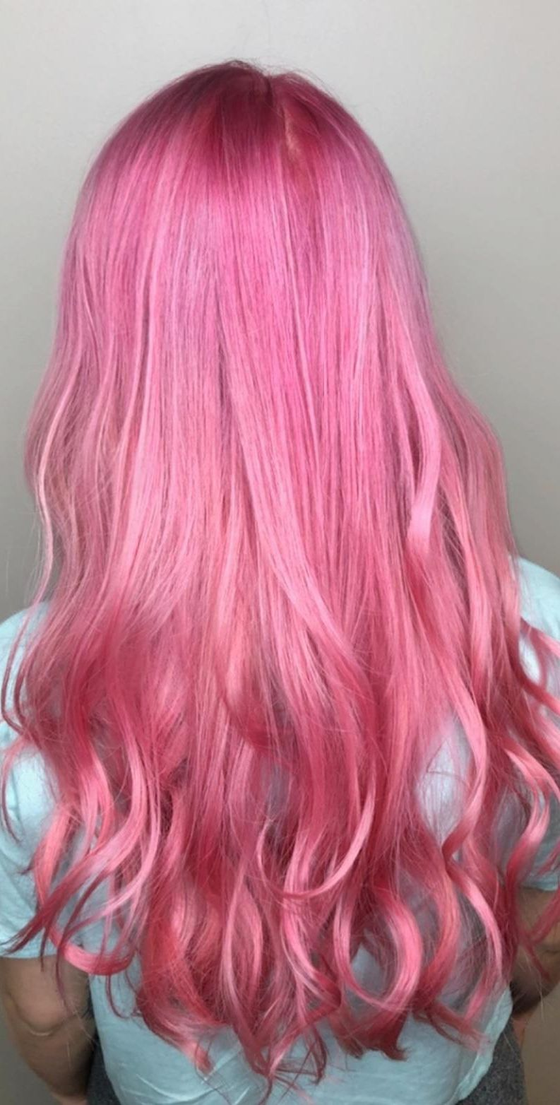 Creative Color Consultation Required For Previously Bleached