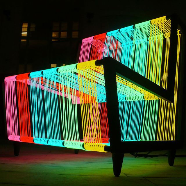 Disco Chair by Kiwi and Pom   I want this!!