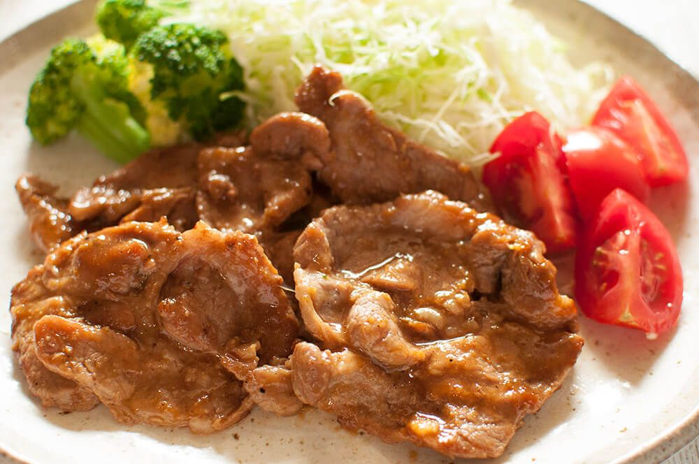 Pork Shogayaki (Ginger Pork) | Recipe | Ginger pork, Asian cooking ...