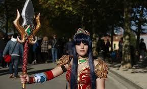 Risultati immagini per cosplay