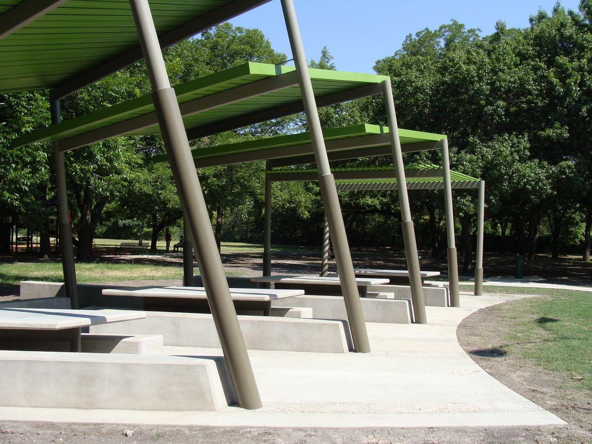 Pecan Grove Park Pavilion