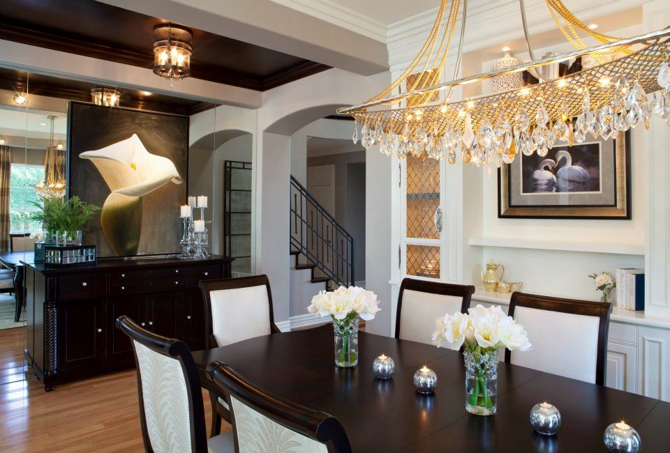 Robeson Design  My Favorite Interior Design  Pinterest  Rebecca Awesome Dining Room Designs Pictures Review