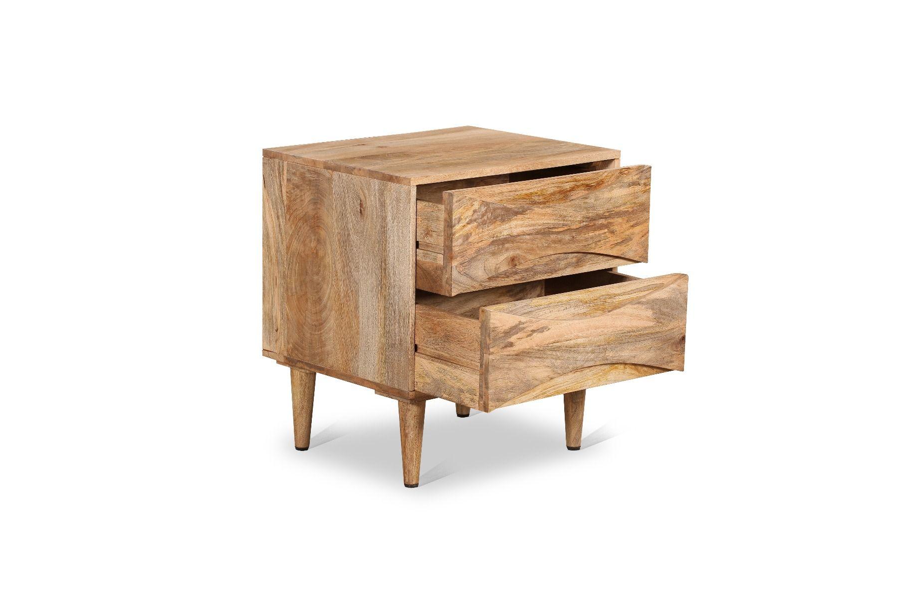 Duke Bedside Table Online Only Timber Matt Blatt Bedside Table Table Solid Mango Wood