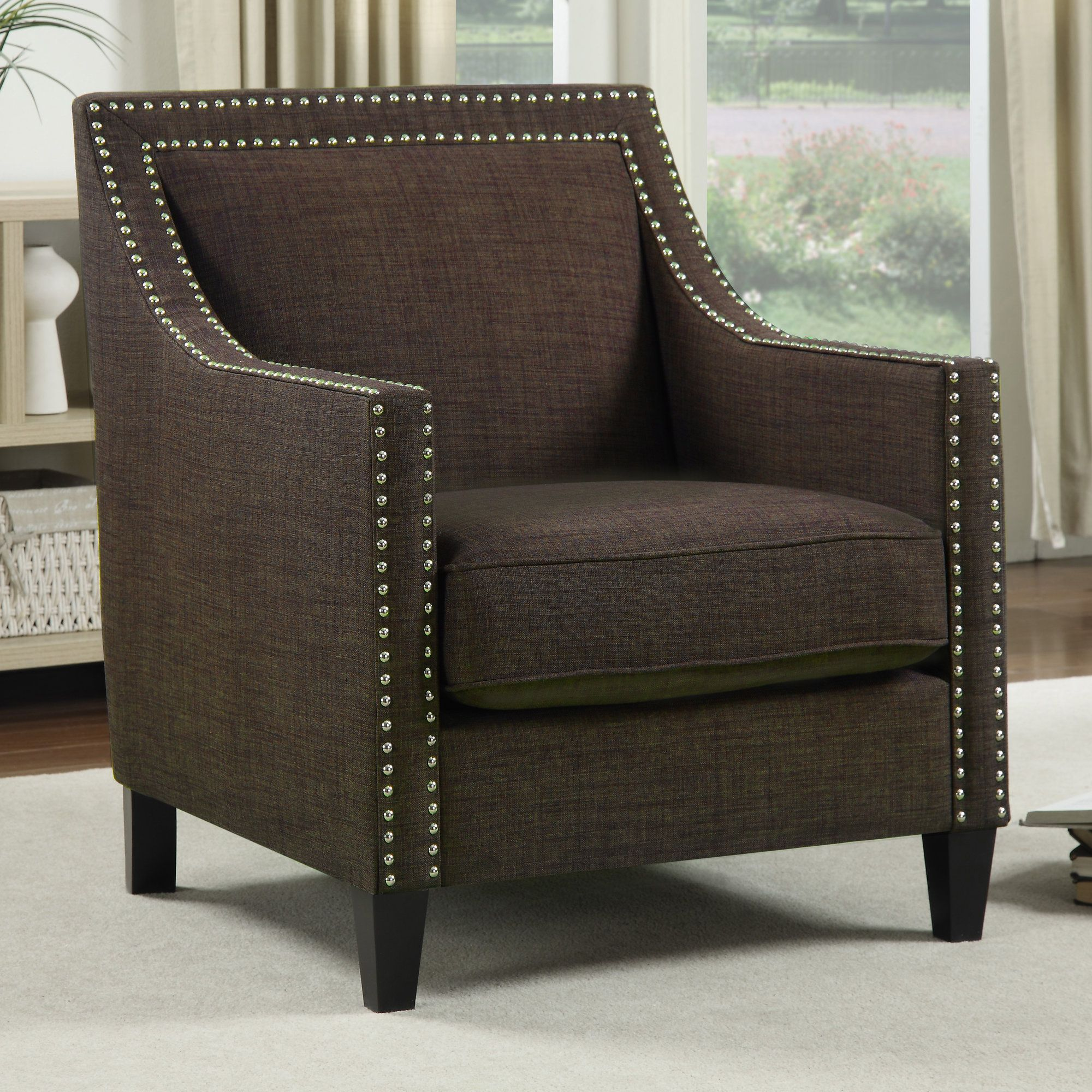 Best Rodman Arm Chair Blue Accent Chairs Charcoal Accent 640 x 480