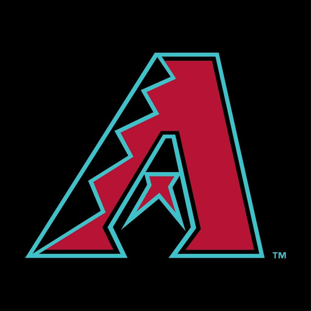 2017 Dbacks Alternate Logo Love They Brought Back The Teal Black Into The Uniforms Arizona Diamondbacks Logo Dbacks Baseball Dbacks