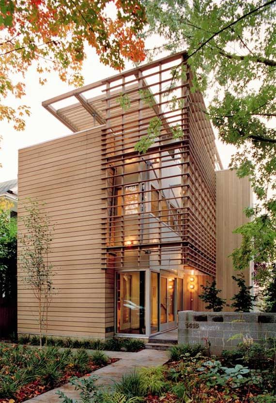 Mehrabad House Sarsayeh Architectural Office: Eco Modern House Madrona Residence By Vandeventer - Carlander Architects