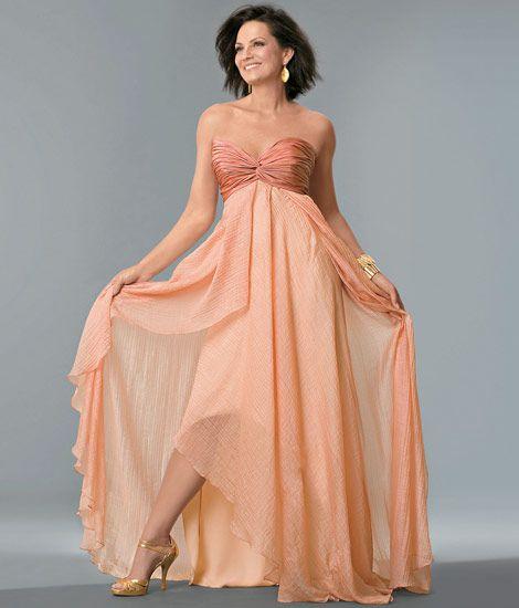 Molde para fazer um vestido de festa igual ao da Luiza Brunet ...