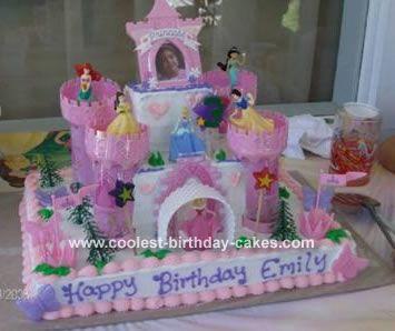 Coolest Princess Crown Birthday Cake 14 Fondant cakes Birthday