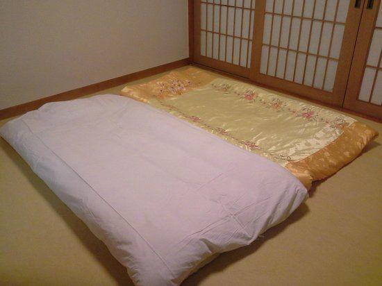 Ondol Korean Style Room Bedding Heated Floor Picture Of Hotel