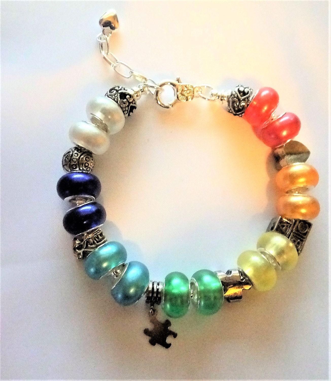 awareness autism p asp lanyard clothing bracelet neck