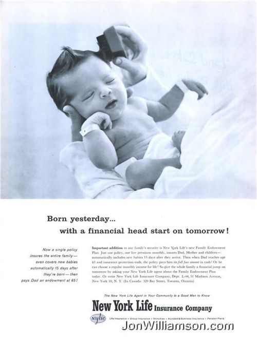 Pin By 108 Jules On Vintage Funny Ads New York Life Best Pet