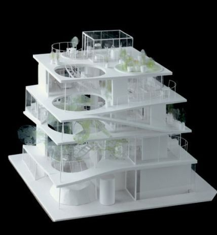 Amazing Architectural Model #architektonischepräsentation