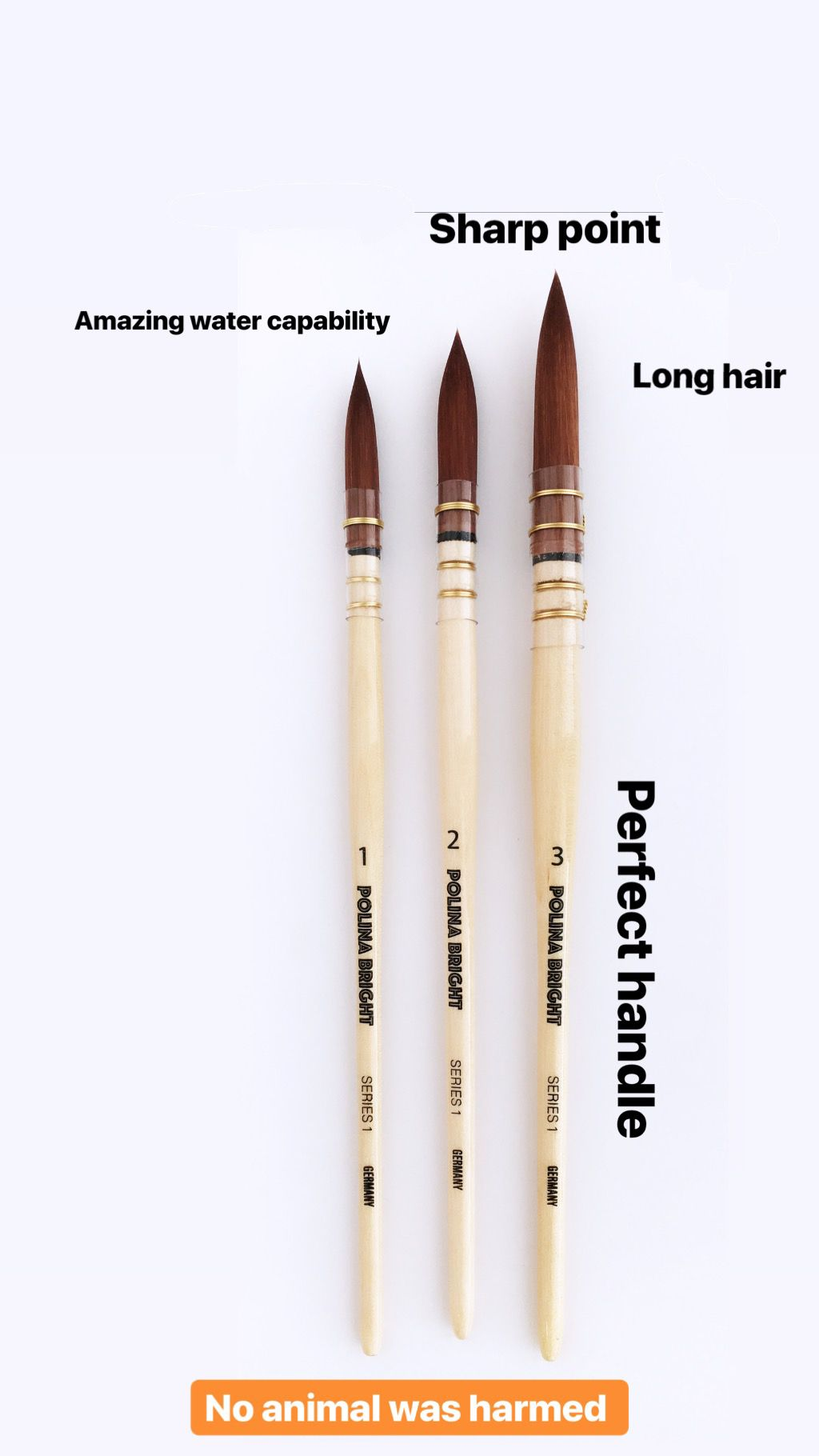 Professional Watercolour Brush Cruelty Free Vegan In 2020