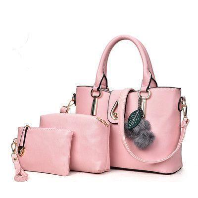 c415835831 Item Type  Handbags Style  Fashion Model Number  Embossed PU Leather  Handbag sets Gender  Women Lining Material  Polyester Exterior  Silt Pocket  Closure ...