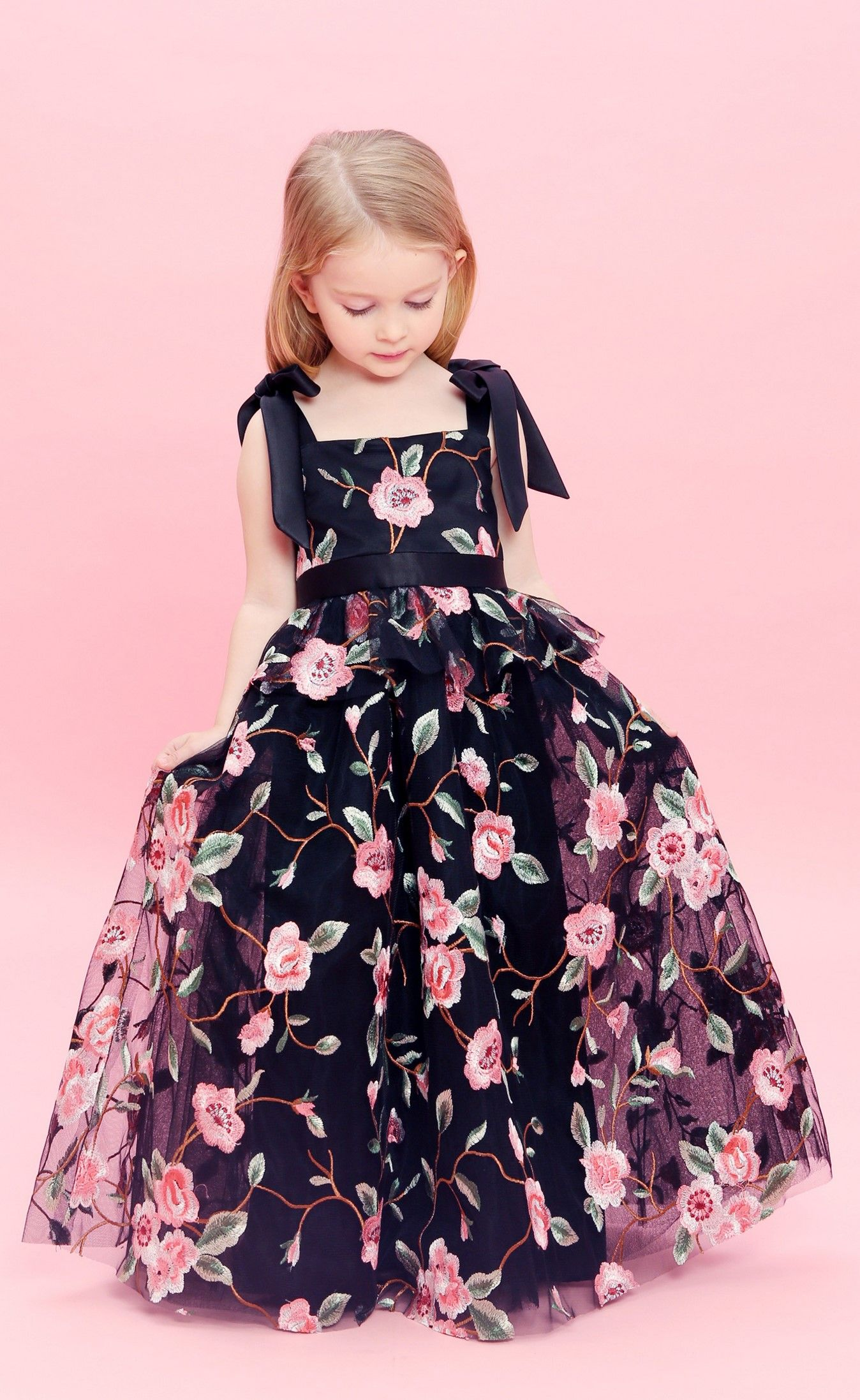 DORIAN HO Baby Doll FW 6/6  Spring outfits kids, Dresses kids