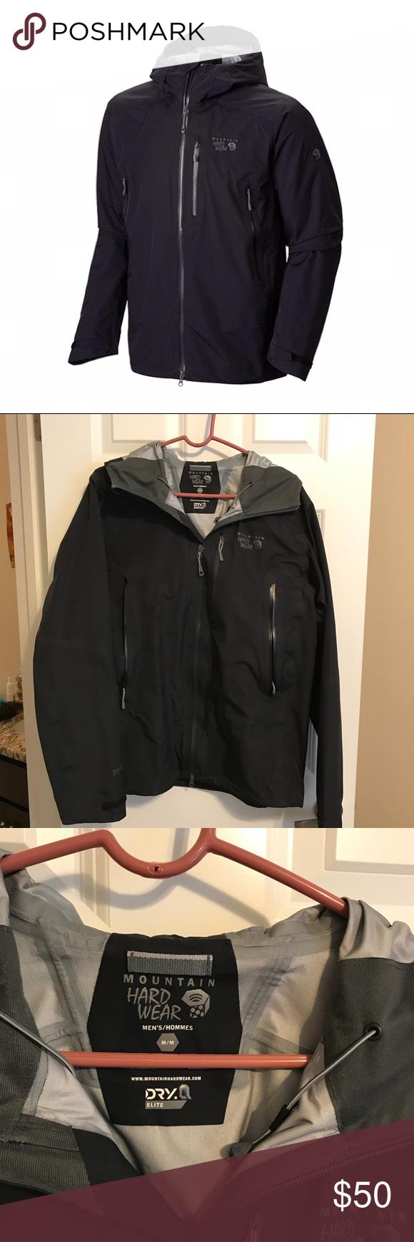 Mountain Hardwear rain jacket Jackets, Clothes design