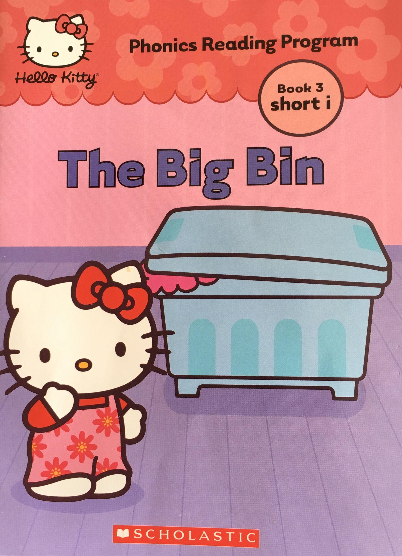 Hello Kitty The Big Bin