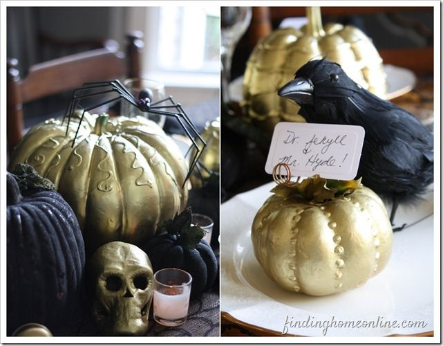 Easy Halloween Decorating Ideas Easy halloween, Halloween - ideas halloween decorations