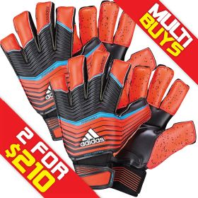 Soccer Multi Buy Deals Adidas Predator Zones Ultimate Gk Gloves In2sports Canada Goalkeeper Gloves Leather Glove Sneakers