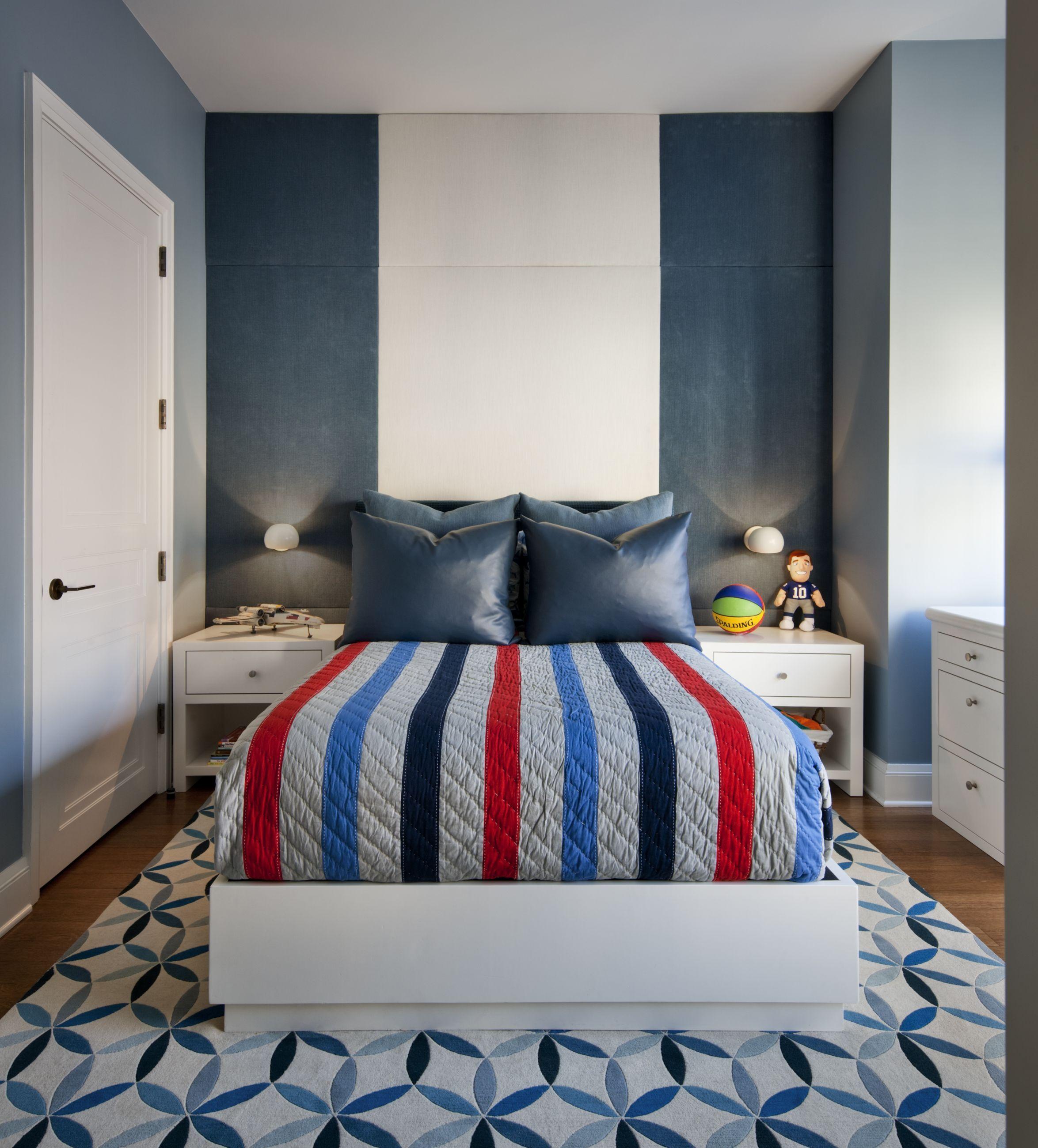 Interior design of children's bedroom east end residence  childrenus bedroom  grade new york  grade