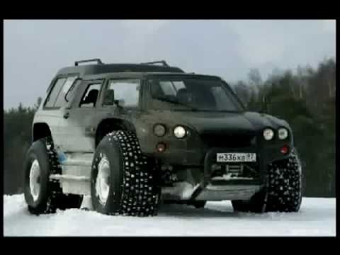 Aton Impulse Viking 2992 Amphibious 4 4 An Extreme Russian Offroader And A Real Doomsday Survival Vehicle Vehicles Normal Cars Offroad Vehicles