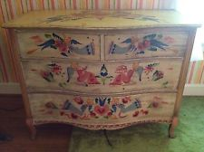 Peter Hunt Hand Painted Dresser
