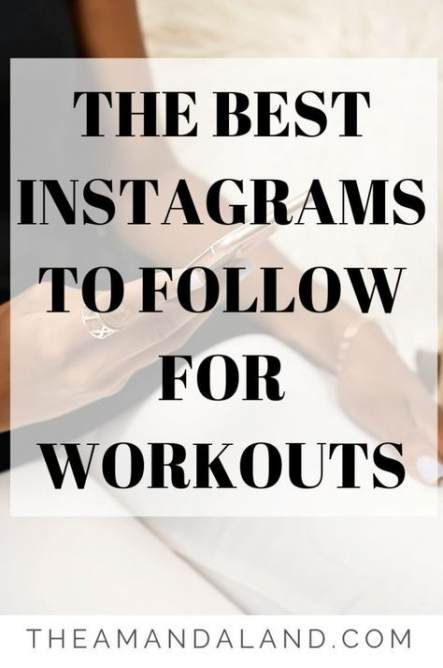 70+ Ideas fitness instagram accounts followers #fitness